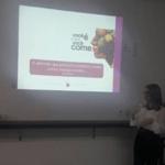 Palestra Nutrição na Saúde da Mulher