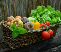 Vegetais Crus e Diabetes